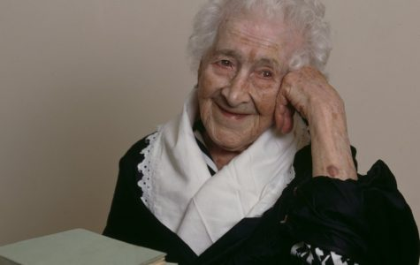The oldest person to ever live was 122 years and 164 days