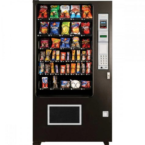 The first vending machine was invented by Percival Everitt in London in 1883