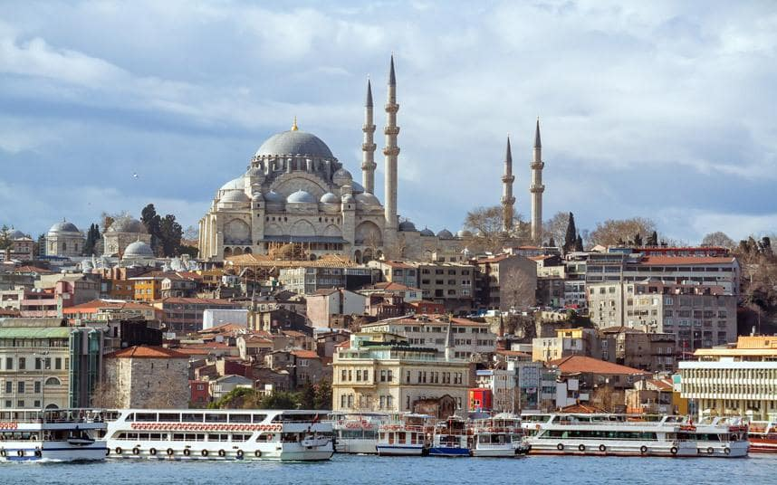 The+city+of+Istanbul%2C+Turkey+is+located+in+both+Europe+and+Asia