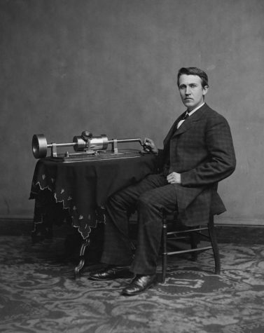 Optical Phonograph Patent