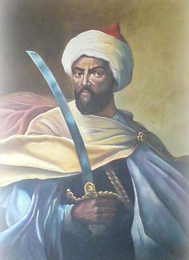 Ismail Ibn Sharif, ruler of the Moroccan-Alaouite dynasty had 867 children
