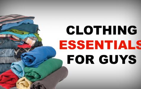 Five fashion essentials all guys should follow