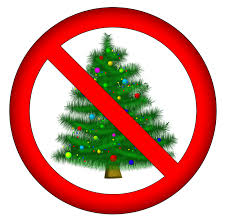 Teddy Roosevelt banned Christmas trees from the White House.