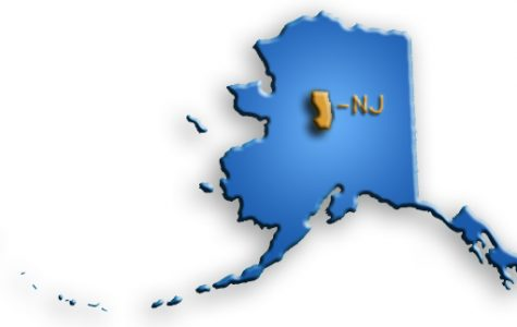 New Jersey could fit into the state of Alaska 15 times.