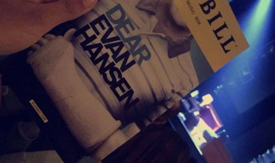 Discover+your+place+in+the+world+watching+Dear+Evan+Hansen.