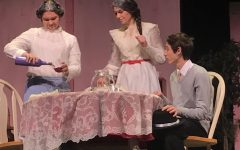 Arsenic and Old Lace amuses audiences with dark humor