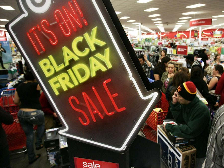Black+Friday+did+not+become+the+biggest+shopping+day+of+the+year+until+2001