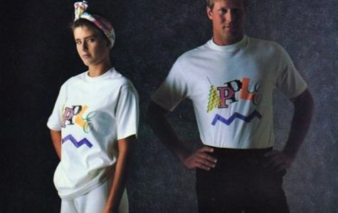 In 1986, Apple founded an apparel business