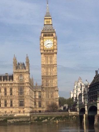 Big Ben in London is named after the person who oversaw its construction