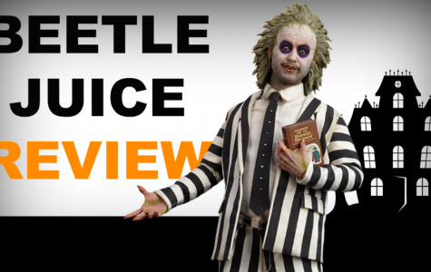 Beetlejuice is bone chillingly good