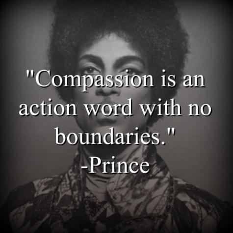 Prince says,