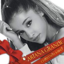 Ariana_Grande_–_Christmas_Kisses_(2014_Japanese_special_edition)