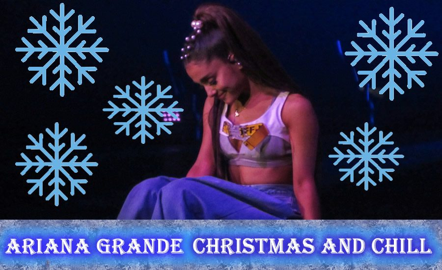 Spread Some Christmas Cheer All Year With Ariana Grande's Christmas and Chill EP