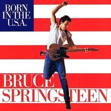 The first music record to be made into a CD was Bruce Springsteen's Born in the U.S.A.