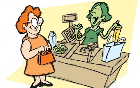 5 Reasons Why Being a Supermarket Cashier is the Worst During the Holidays
