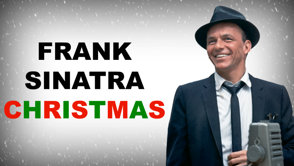 Frank Sinatra will make your Christmas a jolly one.