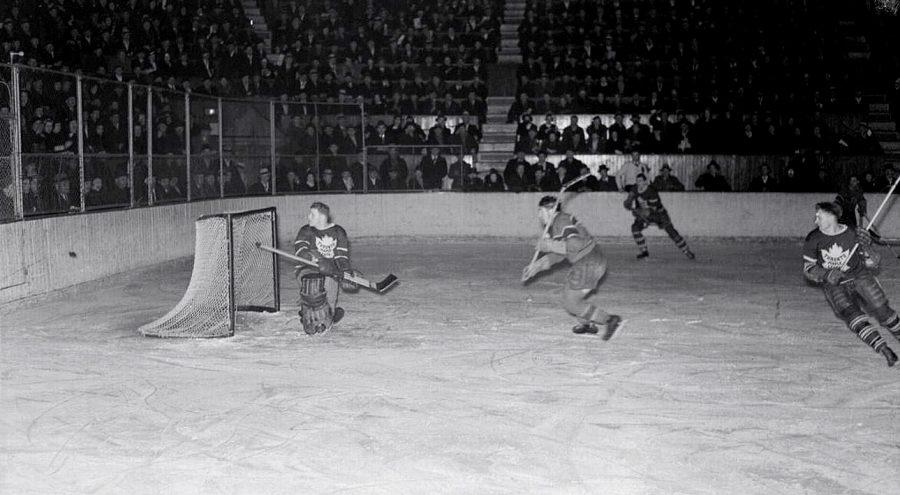 National Hockey League (NHL) opens its first season