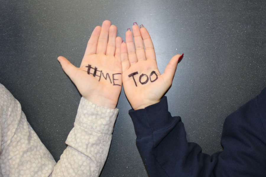 CHS stands with those taking part in the #MeToo campaign.