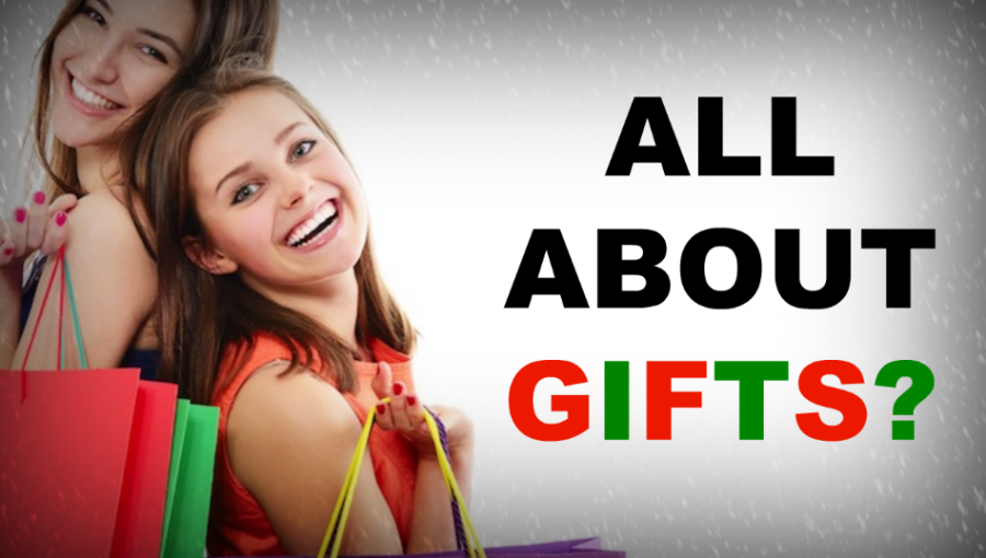 Is Christmas all about gifts?
