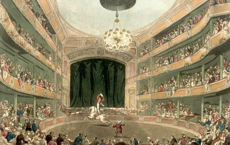 World's first modern circus in London