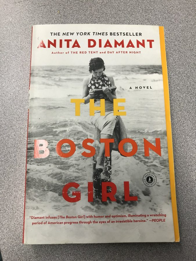 """The Boston Girl,"" an empowering, modern novel of old-fashioned storytelling"