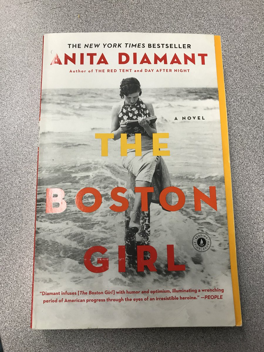 Anita Diamant's newest historical fiction novel is both entertaining and inspiring