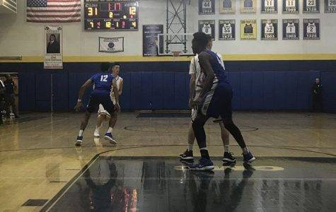 Colonia Basketball dominates against Sayreville