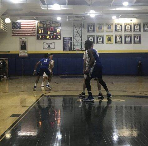 Colonia dominates Hillside High