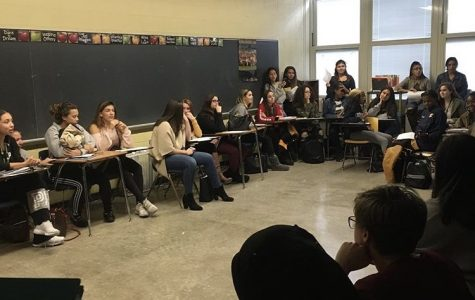 CHS's newest club, Girl Up!, seeks to end gender inequality