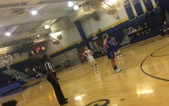 Colonia Girls' Varsity Basketball faces tough lost against Sayreville