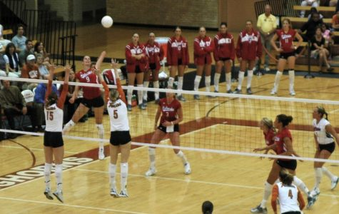 Year in review of college volleyball