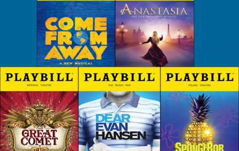 Hits and Misses of Broadway in 2017