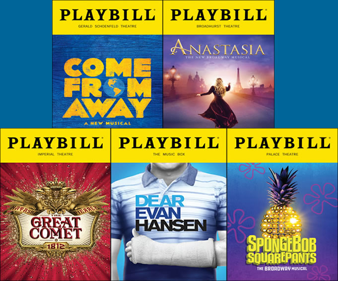 The+following+plays+have+seen+their+names+in+lights+on+Broadway+in+2017.