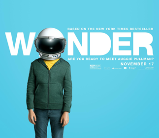"Hit movie ""Wonder"" inspires audiences everywhere"