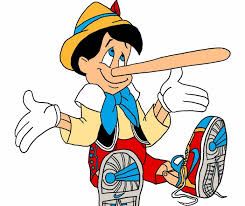Psychologists theorize that, on average, a person will tell a lie as many as 200 times a day