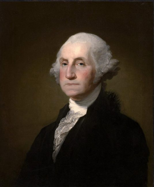 George Washington is Born