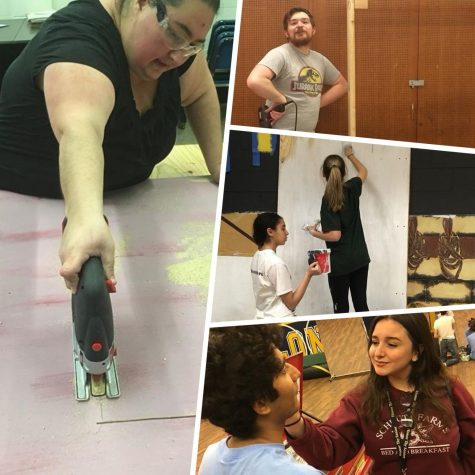First Hand in Hand Dance of the school year unites disabled adults and students