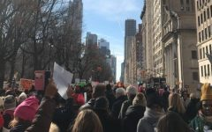 Women's March anniversary events aim to sustain progressive momentum ahead of mid-term elections