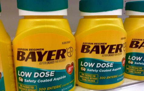 Pharmacy company Bayer patents Aspirin