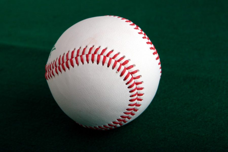 first home varsity baseball game will be April 10