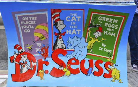 Dr.Seuss is born