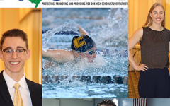 Colonia Swim Team ends their season with a splash
