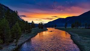Yellowstone National Park Established