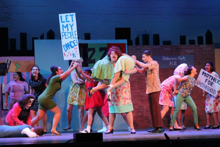 CHS can't stop of the beat of Hairspray