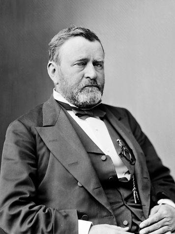 Ulysses S. Grant is born