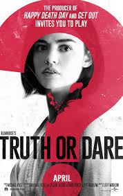 "The truth about ""Truth Or Dare"""
