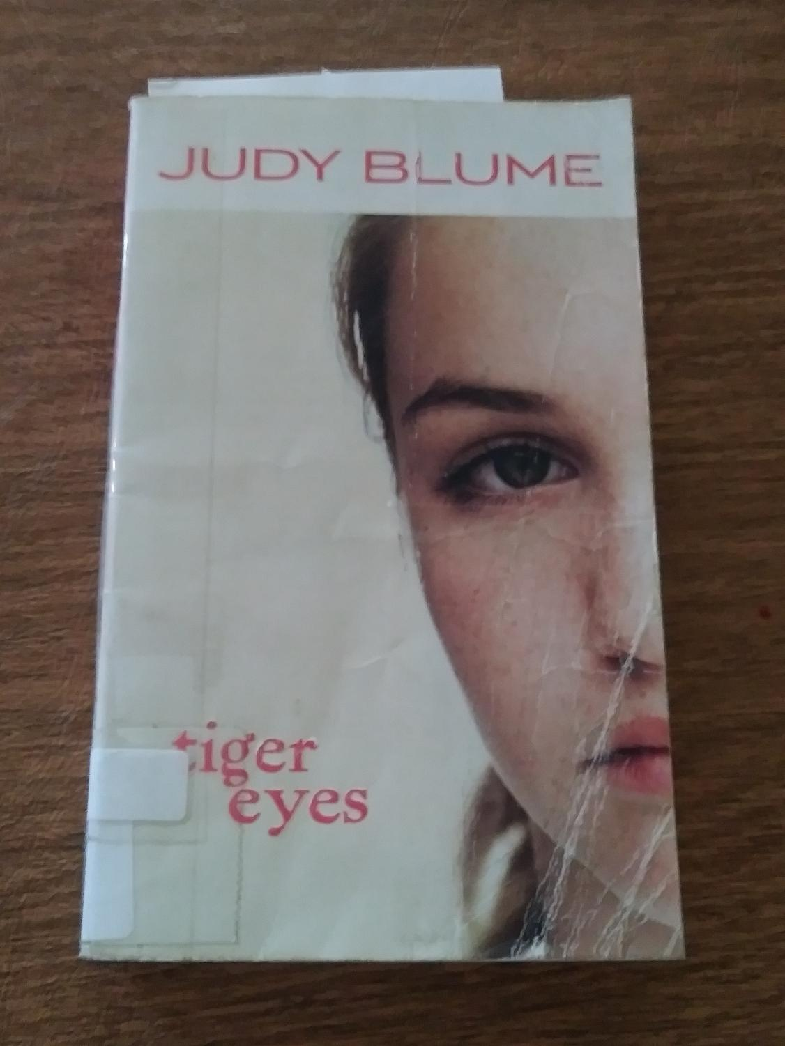 A thrilling read, Tiger Eyes  is a major hit being one of Judy Blume's best novels.