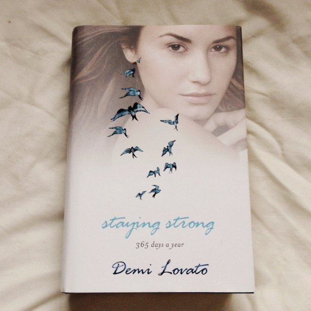 Staying Strong 365 days a year a one of a kind book