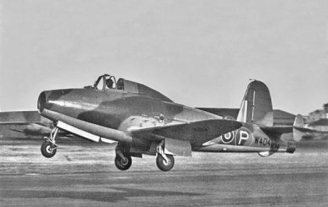 First Allied Jet takes flight