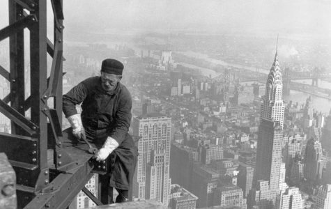The Empire State building is dedicated